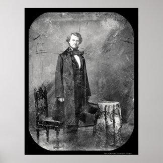 Inventor Shaffner Daguerreotype 1856 Poster