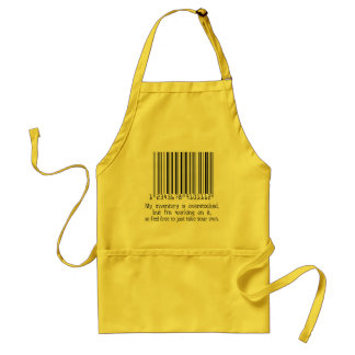 INVENTORY ADULT APRON