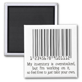 INVENTORY SQUARE MAGNET