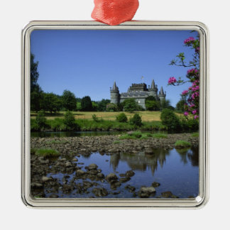 Inverary Castle, Strathclyde, Scotland Christmas Ornament