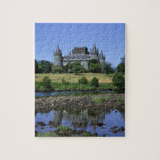 Inverary Castle, Strathclyde, Scotland Jigsaw Puzzle