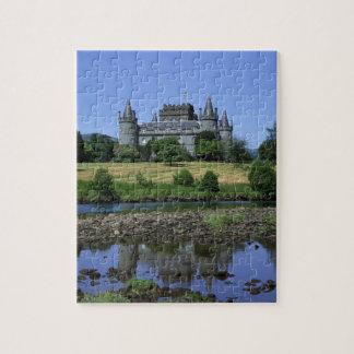 Inverary Castle, Strathclyde, Scotland Puzzle