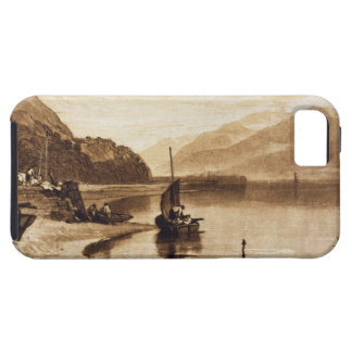 Inverary Pier, 1859-61 (engraving) iPhone 5 Covers