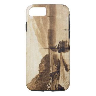 Inverary Pier, 1859-61 (engraving) iPhone 8/7 Case
