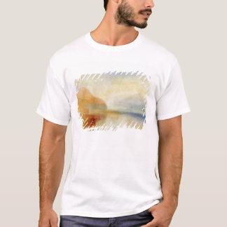 Inverary Pier, Loch Fyne, Morning, c.1840-50 (oil T-Shirt