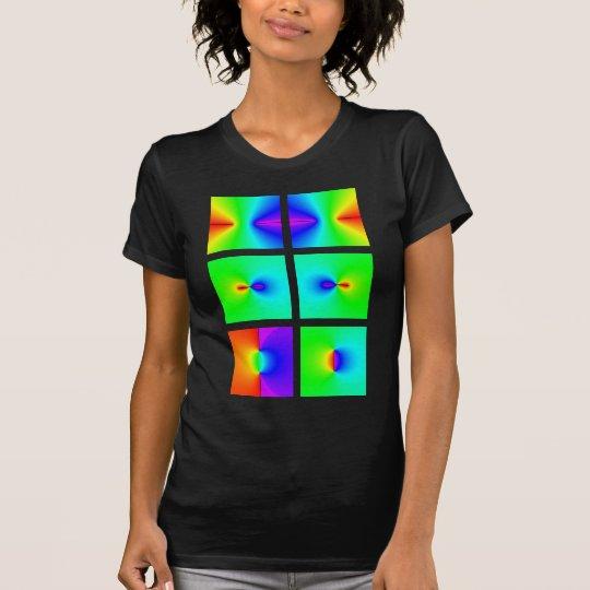 inverse trigonometric functions in complex plane T-Shirt