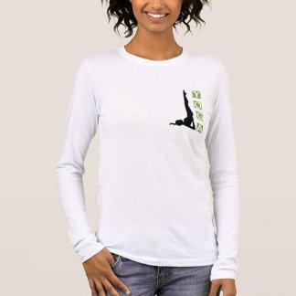 Inversion Yoga Pose Light T-Shirt