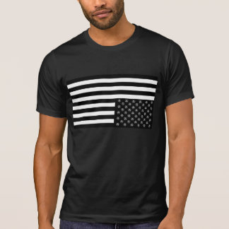 Inverted 50 BioHazard US States Flag Shirt