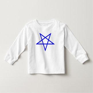Inverted pentagram toddler T-Shirt