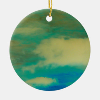 Inverted Photo Christmas Ornament