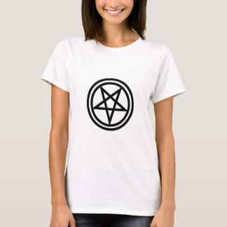 invertedpentagram,w T-Shirt