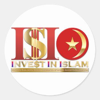 Invest In Islam - Sticker