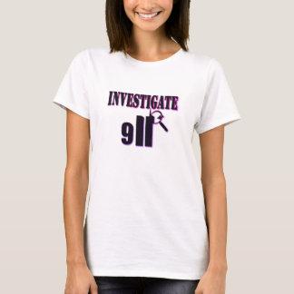 Investigate 911 T-Shirt