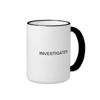 Investigations Mug