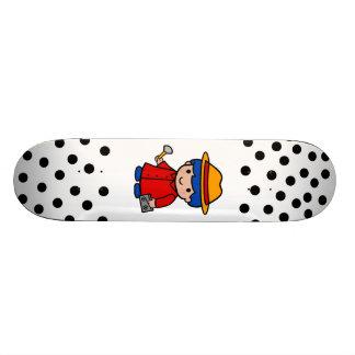Investigator Boy 19.7 Cm Skateboard Deck