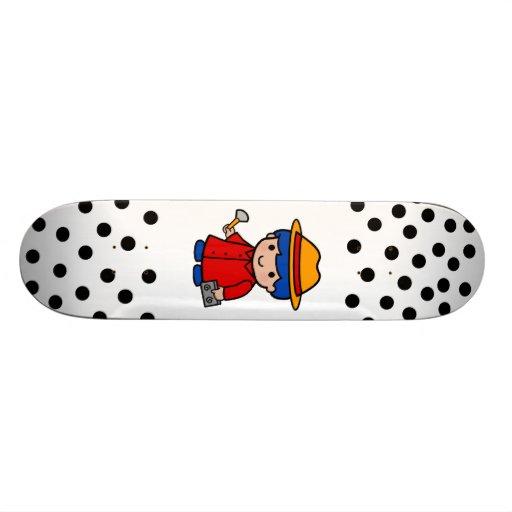 Investigator Boy Skateboard
