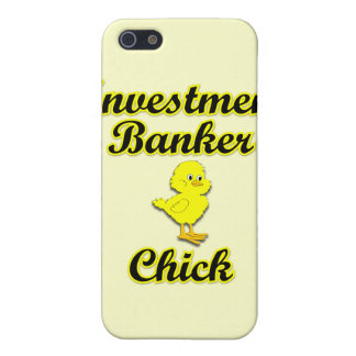 Investment Banker Chick iPhone 5 Cover