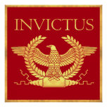 Invictus Ancient Gold poster
