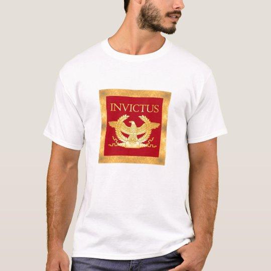 Invictus imperial gold t-shirt