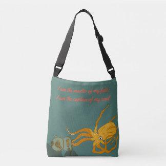 Invictus Octopus Crossbody Bag