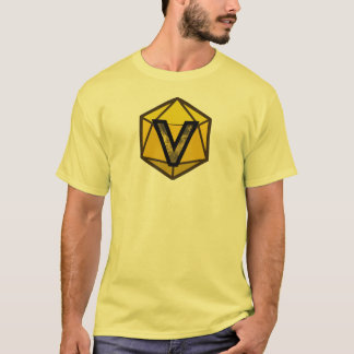 INVICTUS T-Shirt - Yellow Team