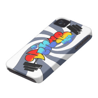 InVINCEable iPhone 4 Barely There Universal Case iPhone 4 Case-Mate Case