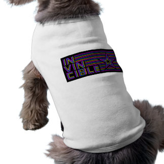 Invincible pet clothing - customizable