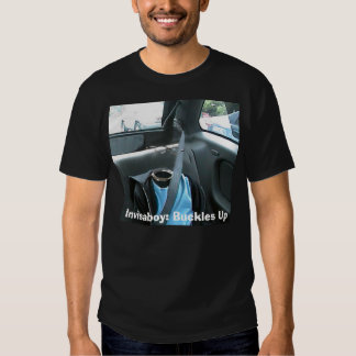 Invisaboy: Buckles Up T-shirts