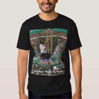 Invisaboy: Merry-Go-Round Shirts