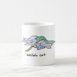 Invisible Cat Mug