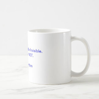 Invisible Disabilites mug