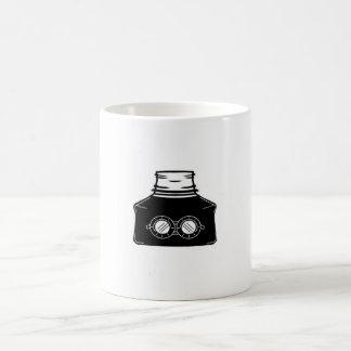Invisible Ink Bottle Basic White Mug