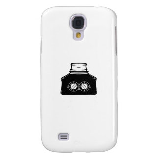 Invisible Ink Bottle Galaxy S4 Case