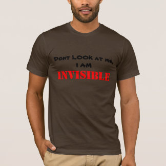 Invisible T-Shirt