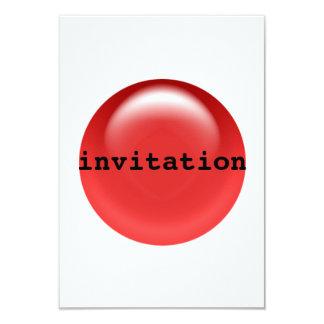 Invitation 9 Cm X 13 Cm Invitation Card
