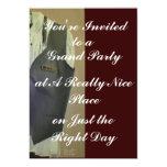 """Invitation 5"""" X 7"""" Invitation Card"""