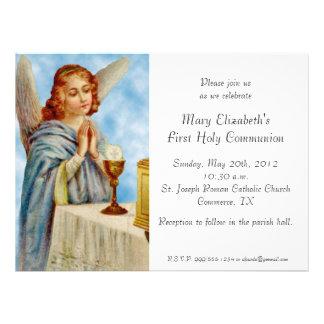Invitation Angel Ponders