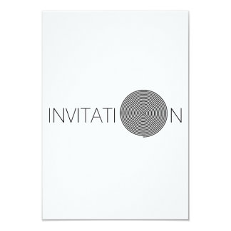 Invitation Conceptual
