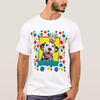Invitation Cupcake - Dalmatian T-Shirt