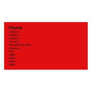 Invitation Cupcake - Maltese Business Card Template