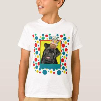 Invitation Cupcake - Pug - Ruffy T-Shirt