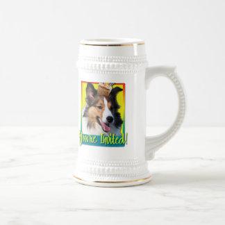 Invitation Cupcake - Sheltie Mugs