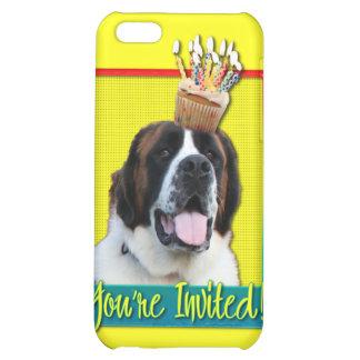 Invitation Cupcake - St Bernard - Mae iPhone 5C Cases