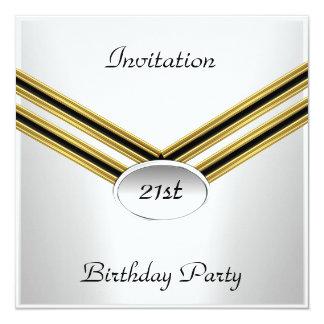 Invitation Envelope2 Any Birthday 21st Birthday