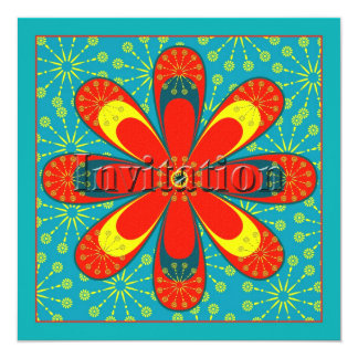Invitation - Festive - Multi Purpose/Native/Colors