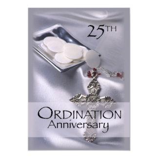 Invitation for 25th Ordination Anniversary