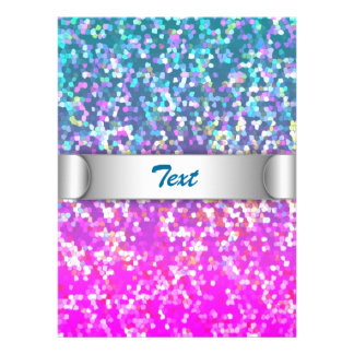 Invitation Glitter Graphic Background