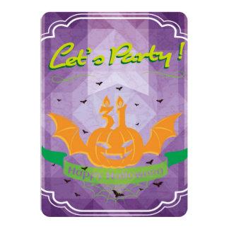 Invitation Halloween Party