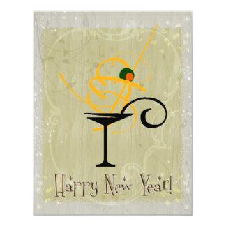 Invitation Happy New Year's Party