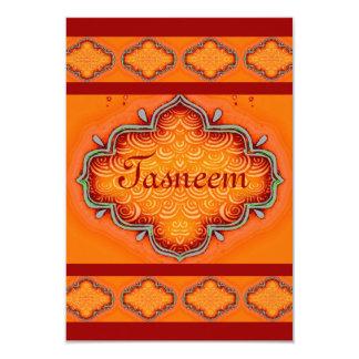 Invitation*India*Henna